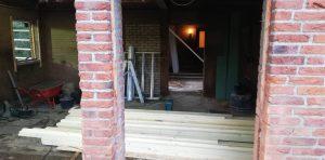 foto bouw heerenveen